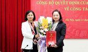 Tin tức thời sự mới nóng nhất hôm nay 1/1: Huyện ủy Ứng Hòa có tân nữ Bí thư 43 tuổi
