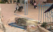 Vụ cổng trường đổ sập, học sinh lớp 4 tử vong: Chủ tịch UBND huyện nói gì?