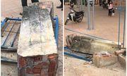 Vụ cổng trường đổ sập, học sinh lớp 4 tử vong: Phòng GD&ĐT thông tin sự việc