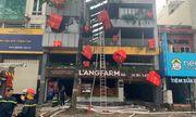 TP.HCM: Cháy quán 'đặc sản' Đà Lạt, nhiều tầng bị thiêu rụi