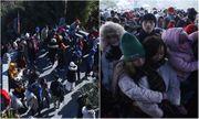Du lịch đầu năm, hàng nghìn người xếp hàng, nhích từng bước leo đỉnh Fansipan