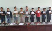 Bình Dương: Bắt 10 đối tượng truy sát nam thanh niên tử vong