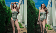 Tin tức giải trí mới nhất ngày 3/1: Hà Hồ diện bikini khoe đường cong sau sinh nhưng dân mạng thấy