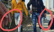 Triệu tập 3 thanh niên hung hăng đuổi đánh người câu cá ở hồ Hoàng Cầu: