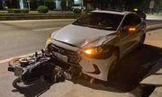 Diễn biến mới vụ Đội trưởng Thanh tra giao thông Hưng Yên lái ô tô tông chết nữ lao công