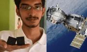 Nam sinh 18 tuổi xuất sắc thiết kế ra vệ tinh nhẹ nhất thế giới
