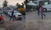 Vụ truy sát khiến 1 người chết ở Kiên Giang: Tạm giữ 4 nghi can cộm cán