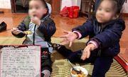 Vụ 2 cháu nhỏ nghi bị bỏ rơi giữa trời giá rét ở Hà Nội: Lãnh đạo UBND xã lên tiếng