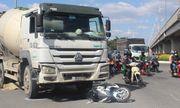 Tin tai nạn giao thông ngày 12/1: Nữ bảo vệ tử vong thương tâm dưới bánh xe bồn