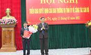 Chân dung cán bộ 8X vừa được bổ nhiệm làm Chánh Văn phòng Tỉnh ủy Quảng Trị