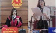 Nữ sinh khoác áo thẩm phán hé lộ sự thật khiến dân mạng ngỡ ngàng