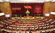 Khai mạc trọng thể Hội nghị lần thứ 15 Ban Chấp hành Trung ương Đảng khóa XII