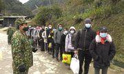 Lào Cai: Bắt giữ 35 đối tượng nhập cảnh trái phép từ Trung Quốc