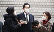 \'Thái từ\' thừa kế tập đoàn Samsung lãnh hai năm rưỡi tù giam