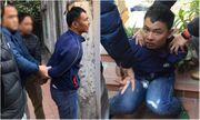 Vụ cướp 38 nhẫn vàng ở Hải Phòng: Bị truy đuổi, tên cướp cố thủ trong nhà dân