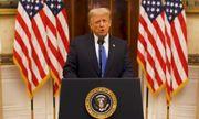 Trước khi rời Nhà Trắng, Tổng thống Mỹ Donald Trump đã đi gửi thông điệp gì?