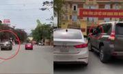 Vụ Chi cục trưởng Dân số túm cổ áo CSGT: Chánh Văn phòng UBND Tuyên Quang nói gì?