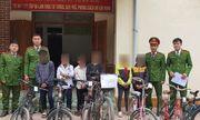 Triệu tập nhóm học sinh lớp 6 gây ra hàng loạt vụ trộm xe đạp ở Nghệ An