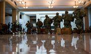 Hơn 150 binh sĩ vệ binh quốc gia bảo vệ lễ nhậm chức của ông Joe Biden dương tính với SARS-CoV-2