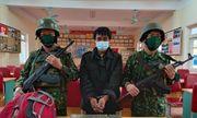 Vận chuyển 8 bánh heroin từ Lào về Nghệ An, nam thanh niên bị bắt giữ