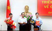 Ông Lê Quang Vinh làm Bí thư Huyện ủy Phú Quý