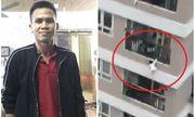 Vụ bé gái rơi từ tầng 12 chung cư: Nhân chứng kể phút băng qua tường rào, đỡ nạn nhân
