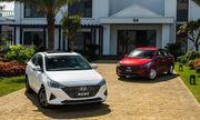 Bảng giá xe ô tô Huyndai tháng 3/2021: Hyundai Accent 2021 Facelift tự tin đối đầu Toyota Vios