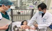 Tin tức mới nhất sức khỏe bé gái 2 tuổi rơi từ tầng 12 chung cư ở Hà Nội