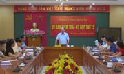 """Thái Nguyên kỷ luật 143 đảng viên, không có """"vùng cấm"""", nhiều người là lãnh đạo đứng đầu"""