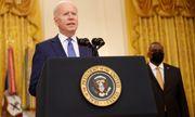 Video: Nghi vấn Tổng thống Biden quên tên bộ trưởng Quốc phòng Mỹ khi phát biểu