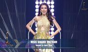 Á hậu Ngọc Thảo chính thức lọt top 20 Miss Grand International 2020, xuất hiện xinh đẹp và thần thái