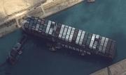 Tổng thống Biden đề nghị giúp đỡ sau sự cố trên kênh đào Suez