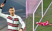 Ronaldo nổi điên vì bị trọng tài \