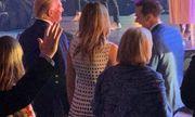 Vợ chồng ông Donald Trump cùng xuất hiện tại sự kiện sau \
