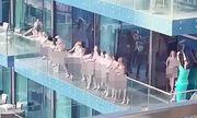 Dubai trục xuất 11 phụ nữ chụp ảnh khỏa thân ngoài ban công