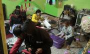 Giải cứu 8 thiếu nữ trong