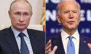 Tổng thống Biden điện đàm với Tổng thống Putin, đề xuất gặp mặt trực tiếp