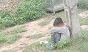 Vụ bé trai 10 tuổi bị cha xích cổ vào cột điện ven đường: Gia đình có hoàn cảnh éo le