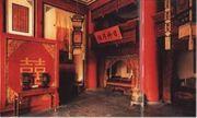 Bí ẩn địa điểm được chọn là nơi động phòng của vua và hoàng hậu ở Tử Cấm Thành