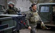 Tống thống Ukraine mời ông Putin gặp mặt nơi tiền tuyến