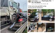 Vừa đăng tải bán xe Camry, chủ xe đã gặp tai nạn kinh hoàng chỉ sau vài tiếng