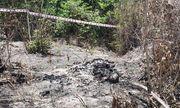 Công an Bình Thuận tìm thân nhân người bị đốt cháy chỉ còn xương ở đồi cát
