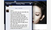 Facebook sao 24h: Xuân Lan hãnh diện về Hoàng Thùy