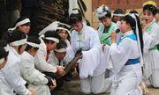 Độc đáo nghề khóc thuê đám ma tại Trung Quốc