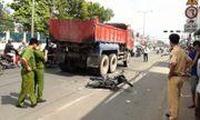 TP.HCM: Thai phụ bị xe ben cán qua người, kéo lê 3m