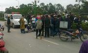 Hà Nội: Tông chết người, xe gây tai nạn thờ ơ biến mất