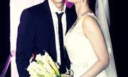 Những hình ảnh đẹp trong đám cưới cuối năm của showbiz Việt