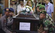 Nghẹn ngào tang lễ nạn nhân đầu tiên trong thảm kịch QZ8501