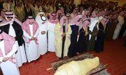 Quốc vương Saudi Arabia được chôn trong mộ vô danh
