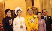 Ngắm ảnh cưới của ái nữ cố Chủ tịch Tập đoàn Nam Cường